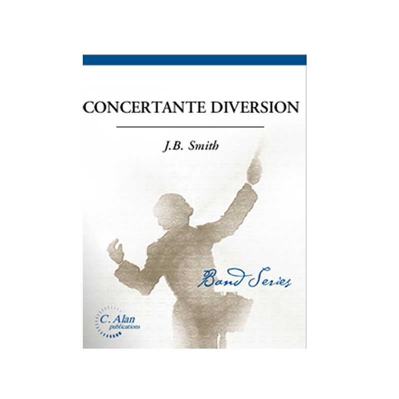 Concertante Diversion by J.B. Smith