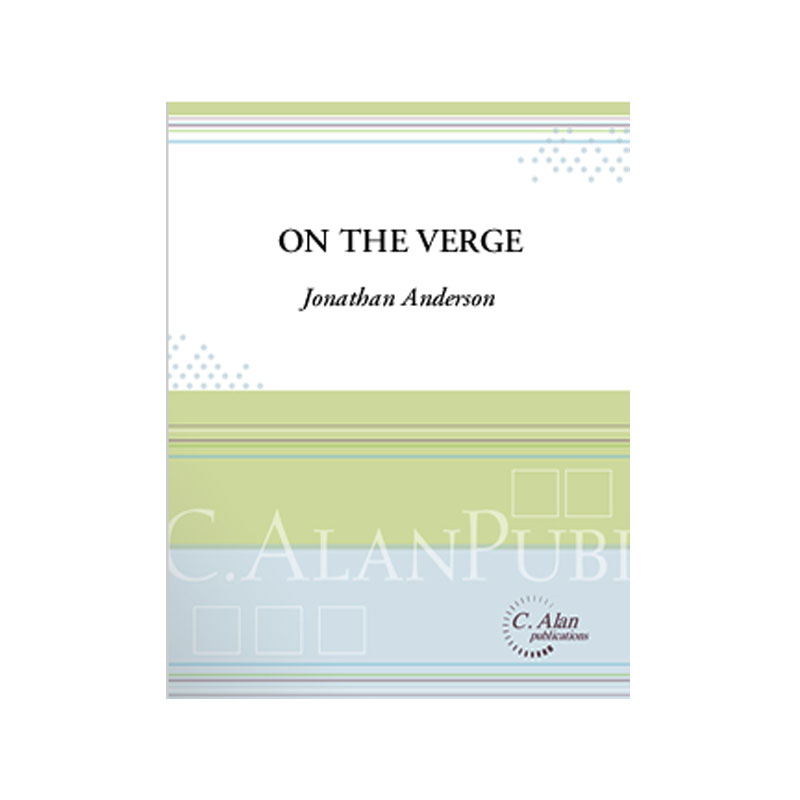 On the Verge by Jonathan Anderson
