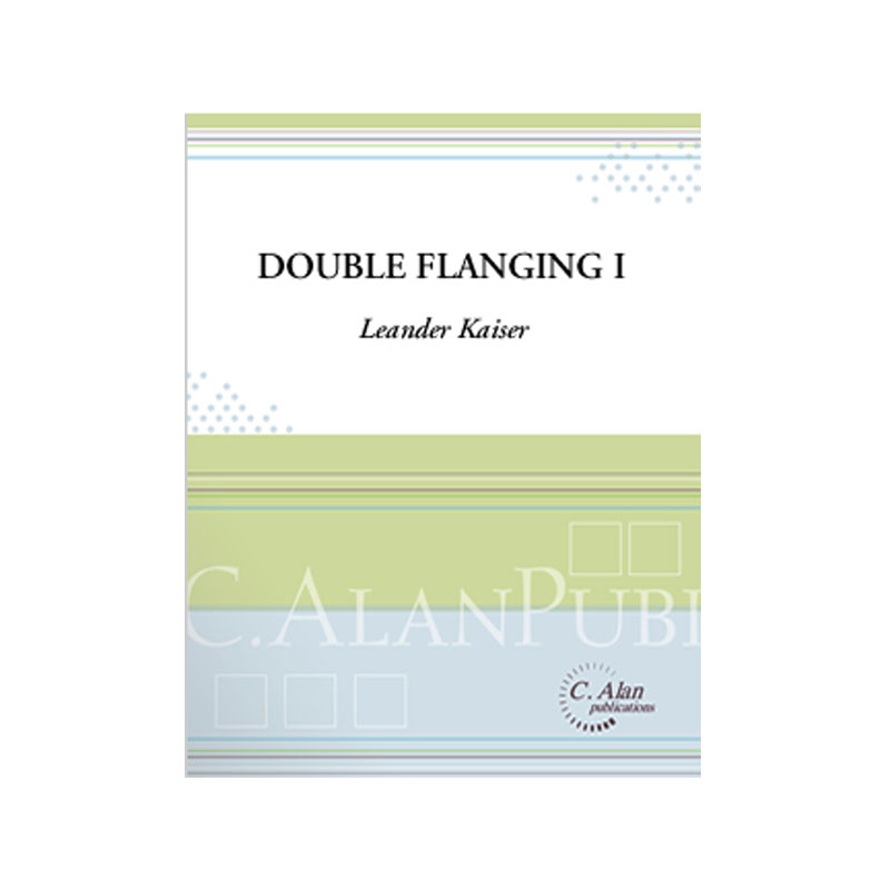 Double Flanging I by Leander Kaiser