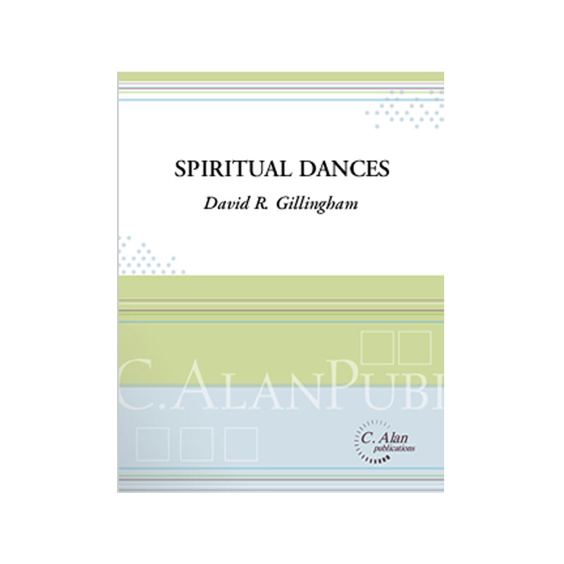 Spiritual Dances by David R. Gillingham