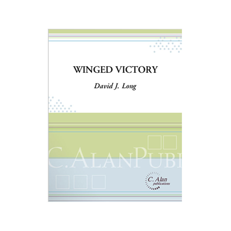 Winged Victory by David J. Long