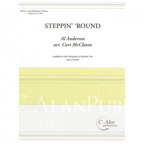 Steppin' 'Round (Piano Red.) by Al Anderson/C. McClaren