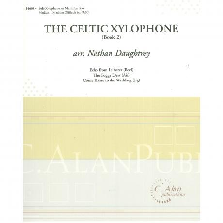 Celtic Xylophone (Book 2) by Nathan Daughtrey