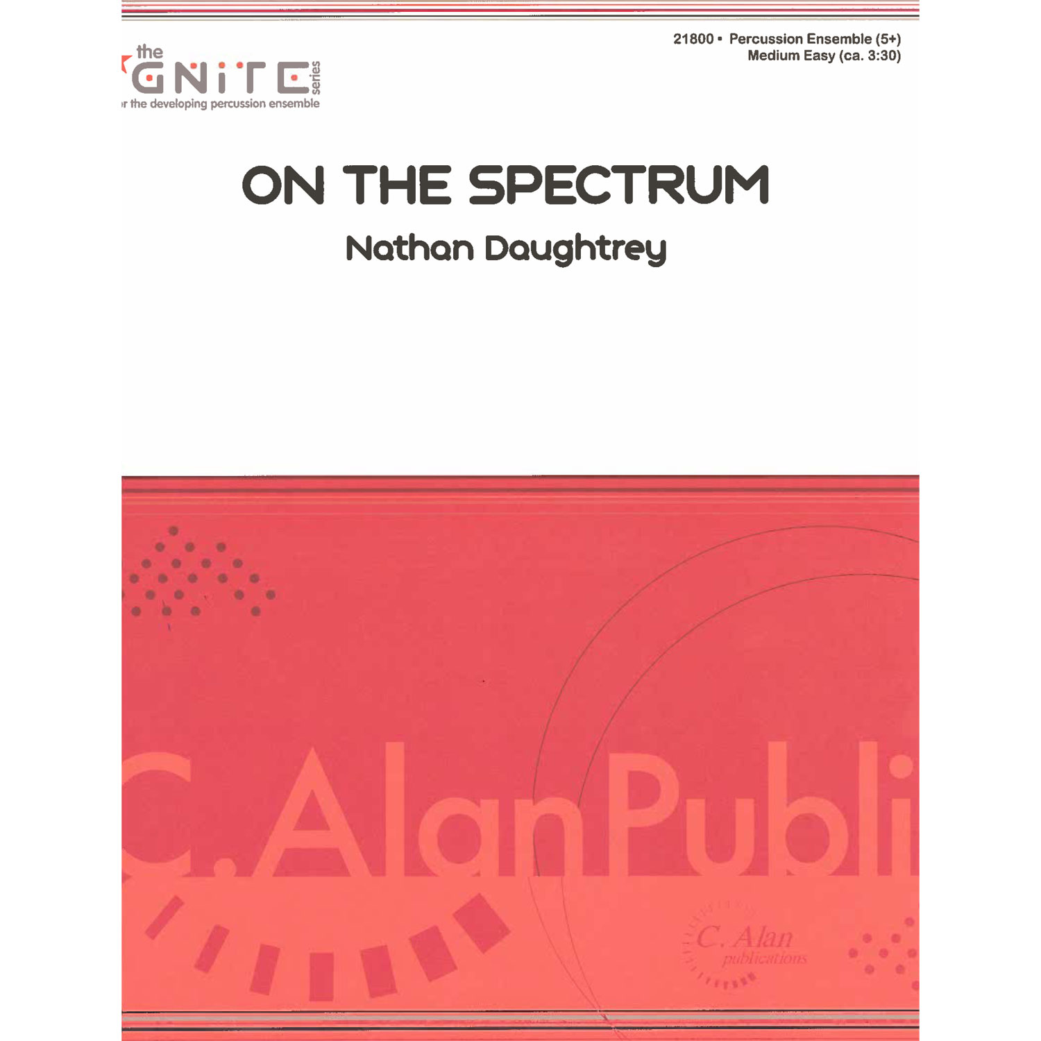 On the Spectrum by Nathan Daughtrey