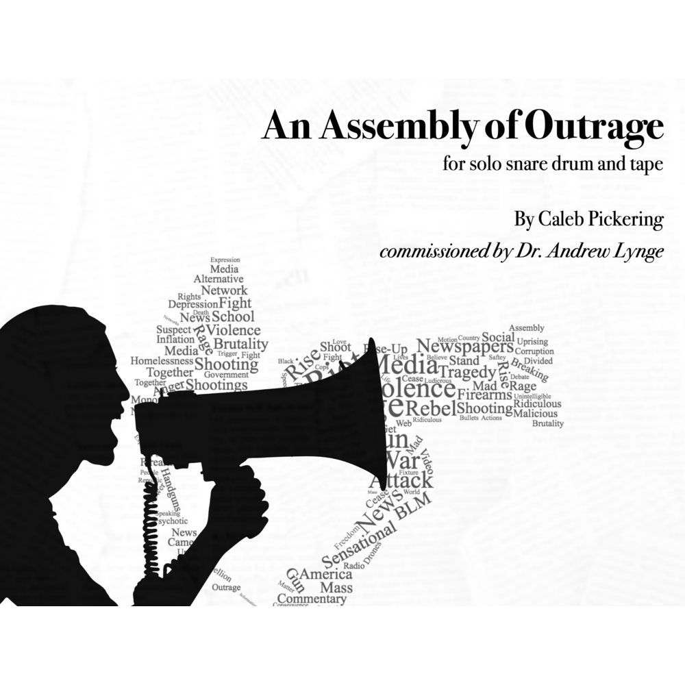 An Assembly of Outrage by Caleb Pickering