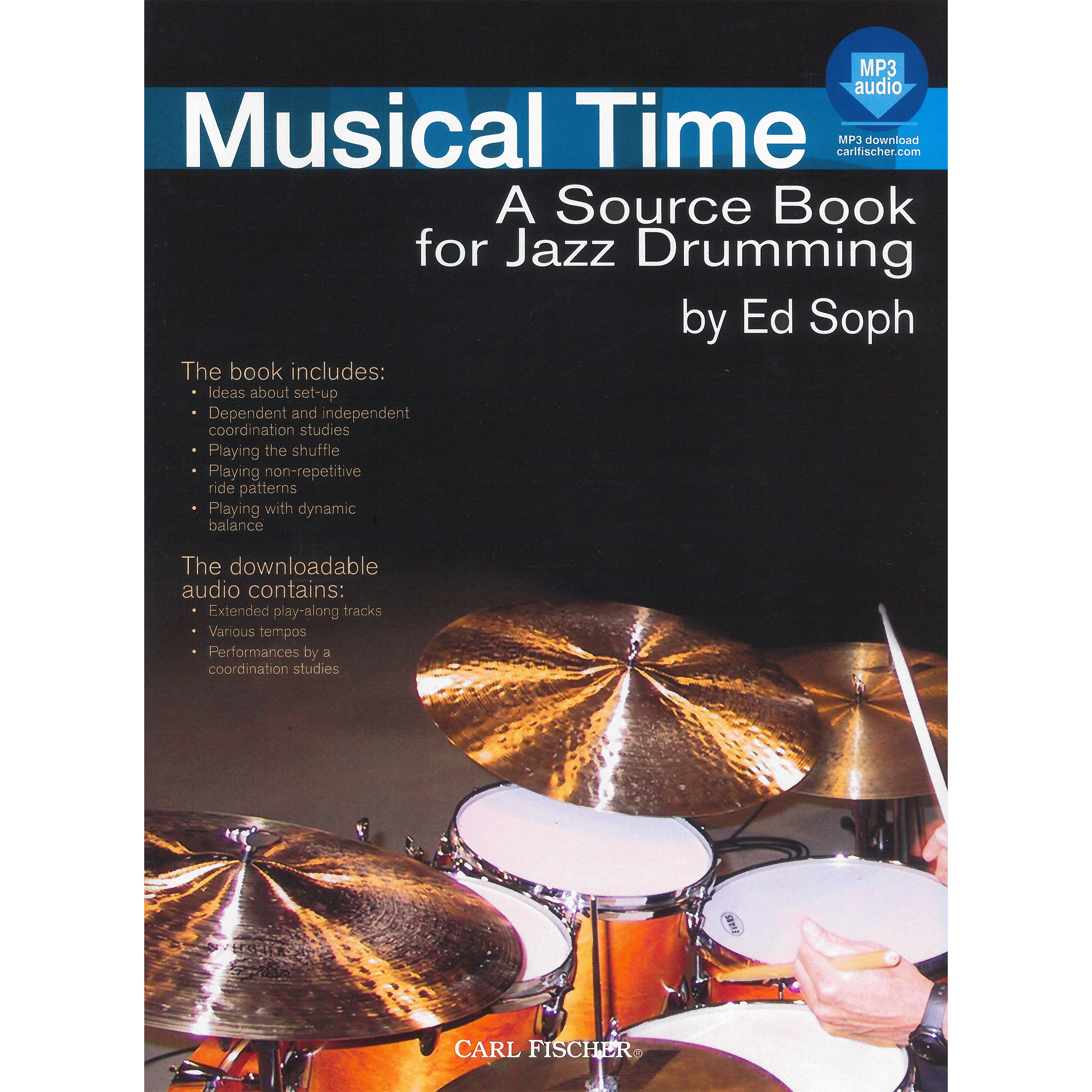 Musical Time: A Source Book for Jazz Drumming by Ed Soph