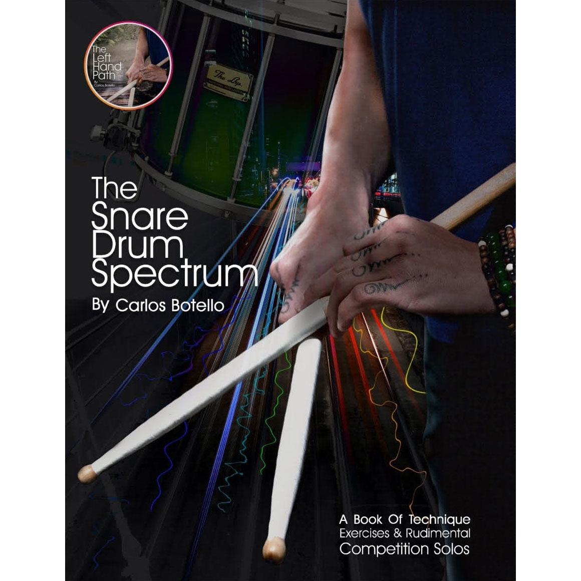 The Snare Drum Spectrum by Carlos Botello