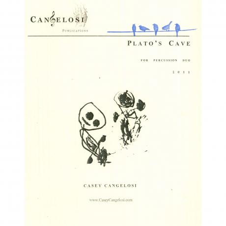 Plato's Cave by Casey Cangelosi