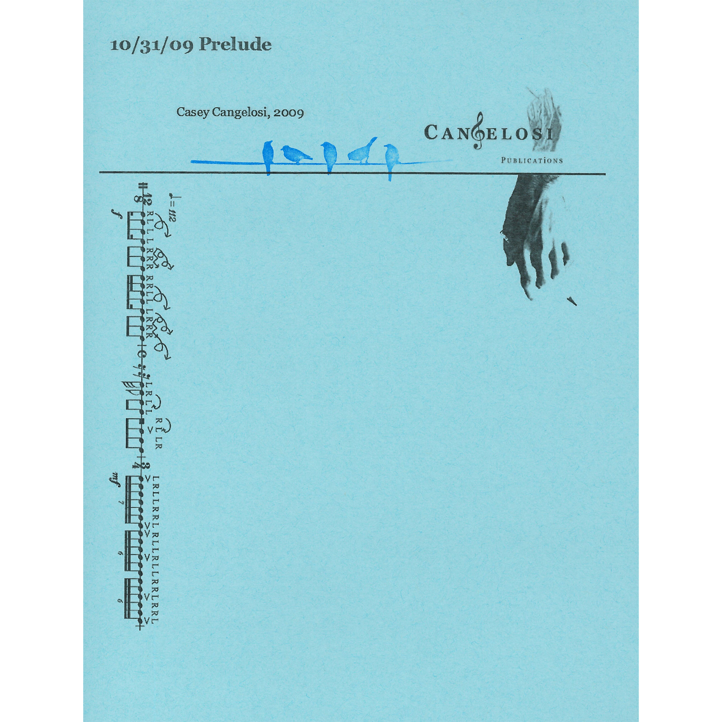 10/31/09 Prelude by Casey Cangelosi