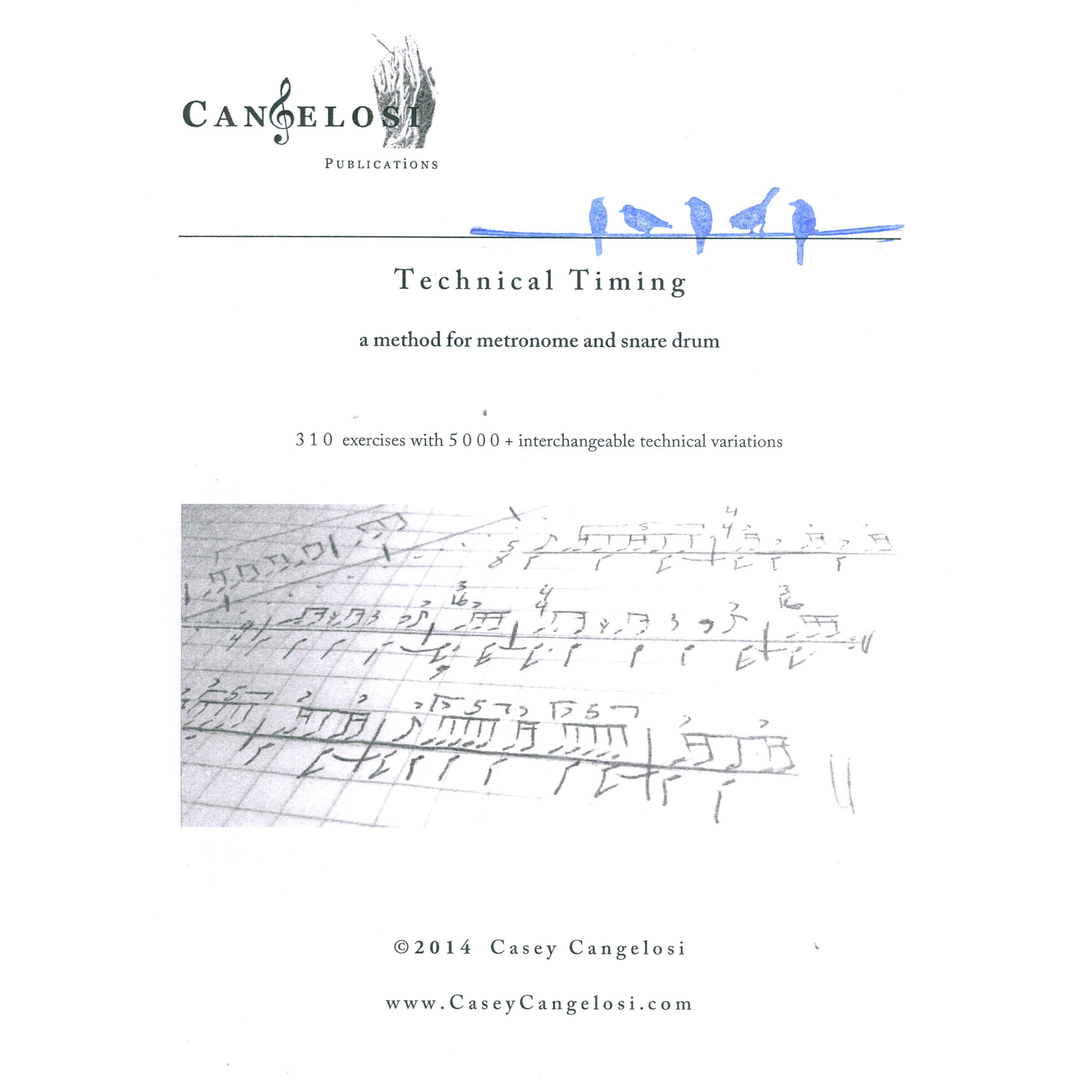 Technical Timing by Casey Cangelosi