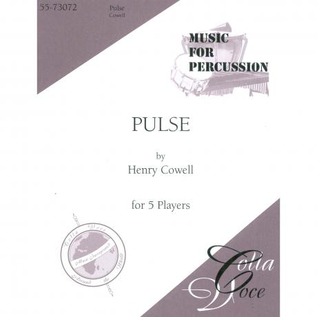 Pulse by Henry Cowell
