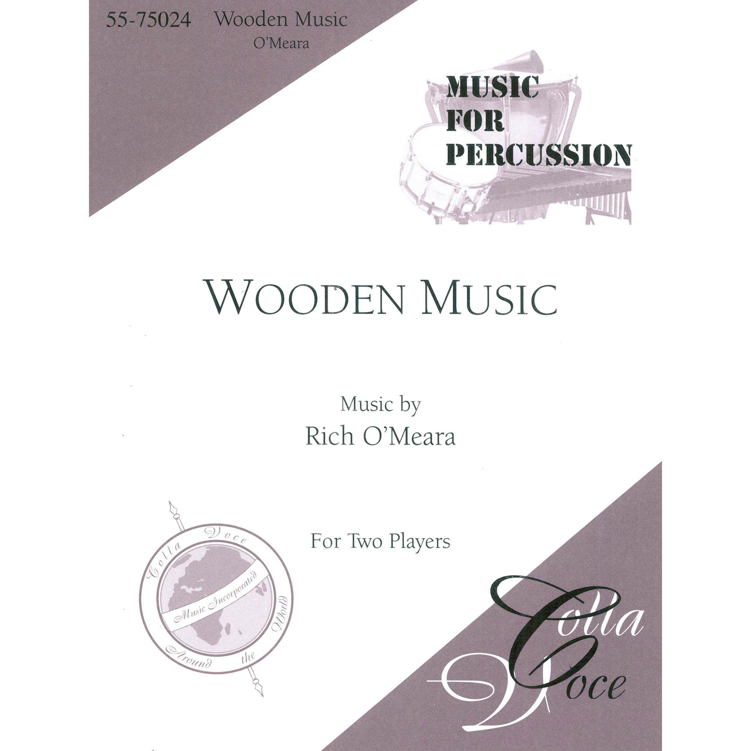 Wooden Music by Rich O
