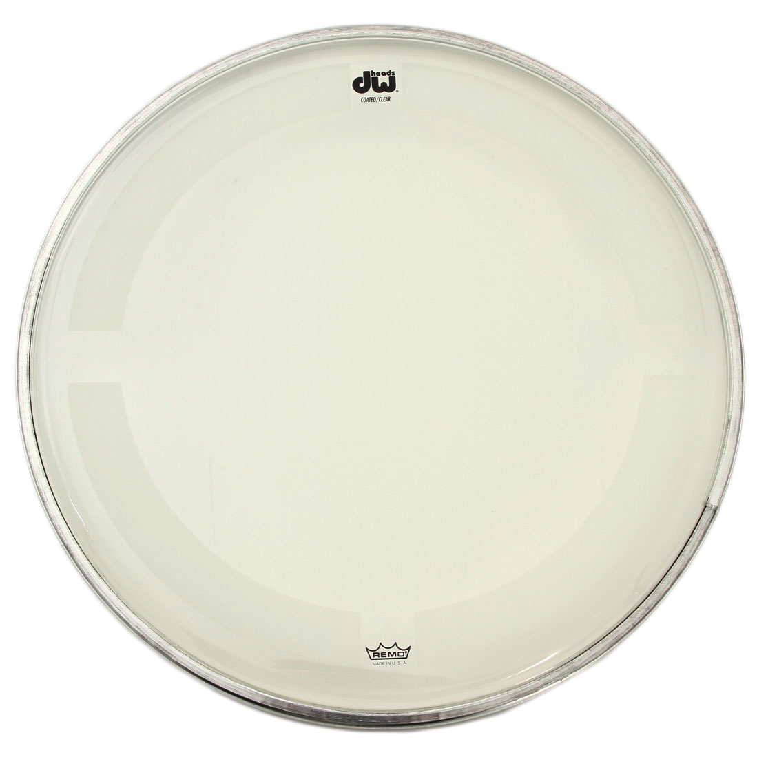 "DW 16"" Coated Clear Head"