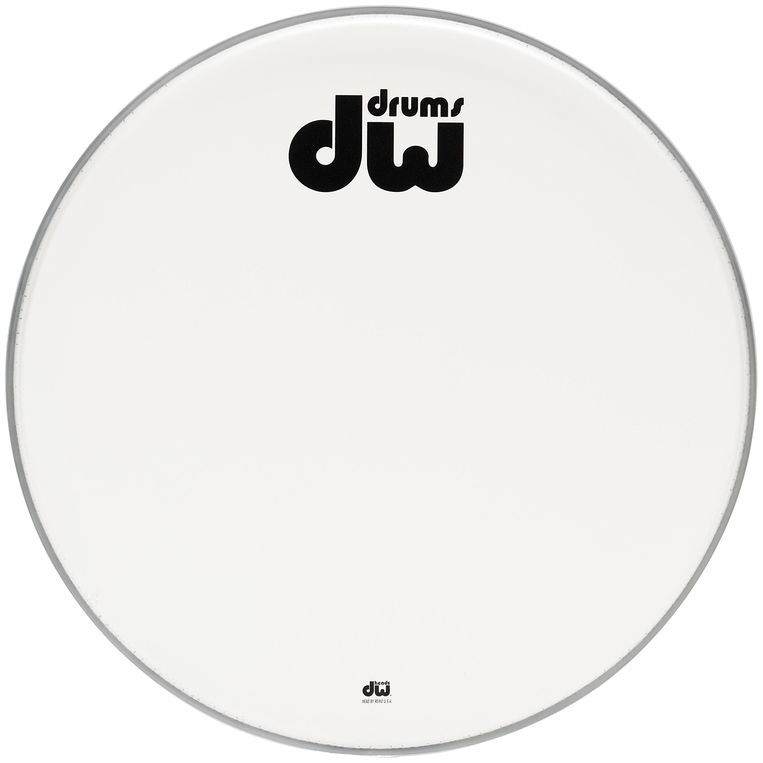 "DW 20"" Texture Coated Bass Head"