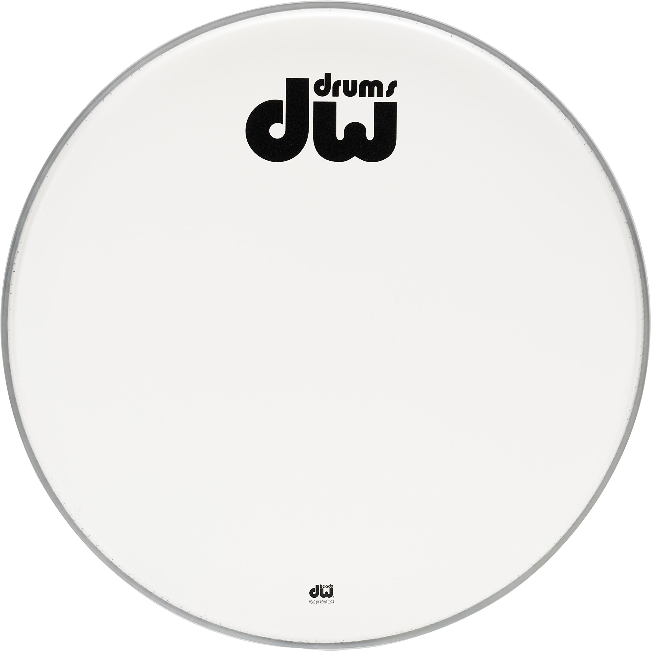 """DW 22"""" Texture Coated Head, Non-Vented"""