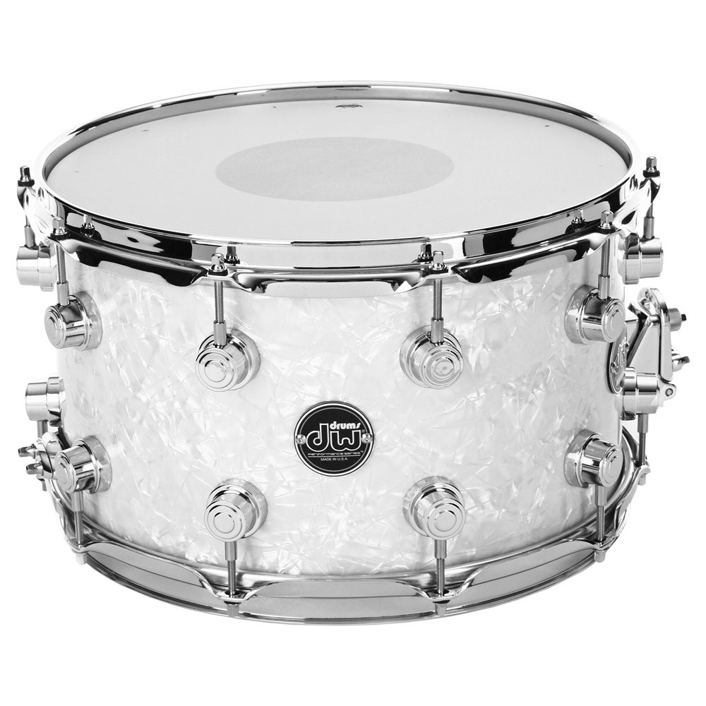 """DW 8"""" x 14"""" Performance Series Snare Drum in FinishPly/Satin Oil Finish"""