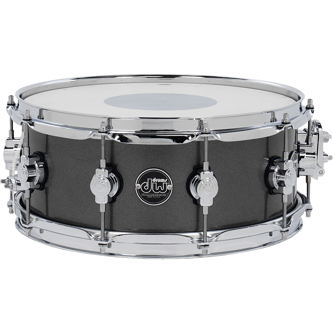 """DW 5.5"""" x 14"""" Performance Series Snare Drum in Specialty Lacquer Finish"""