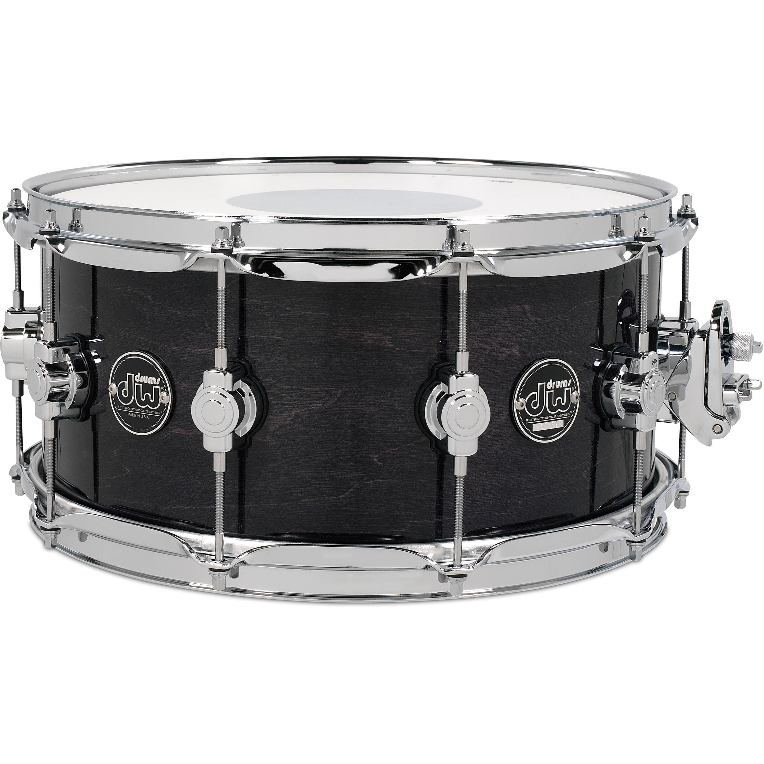 """DW 6.5"""" x 14"""" Performance Series Snare Drum in Specialty Lacquer Finish"""