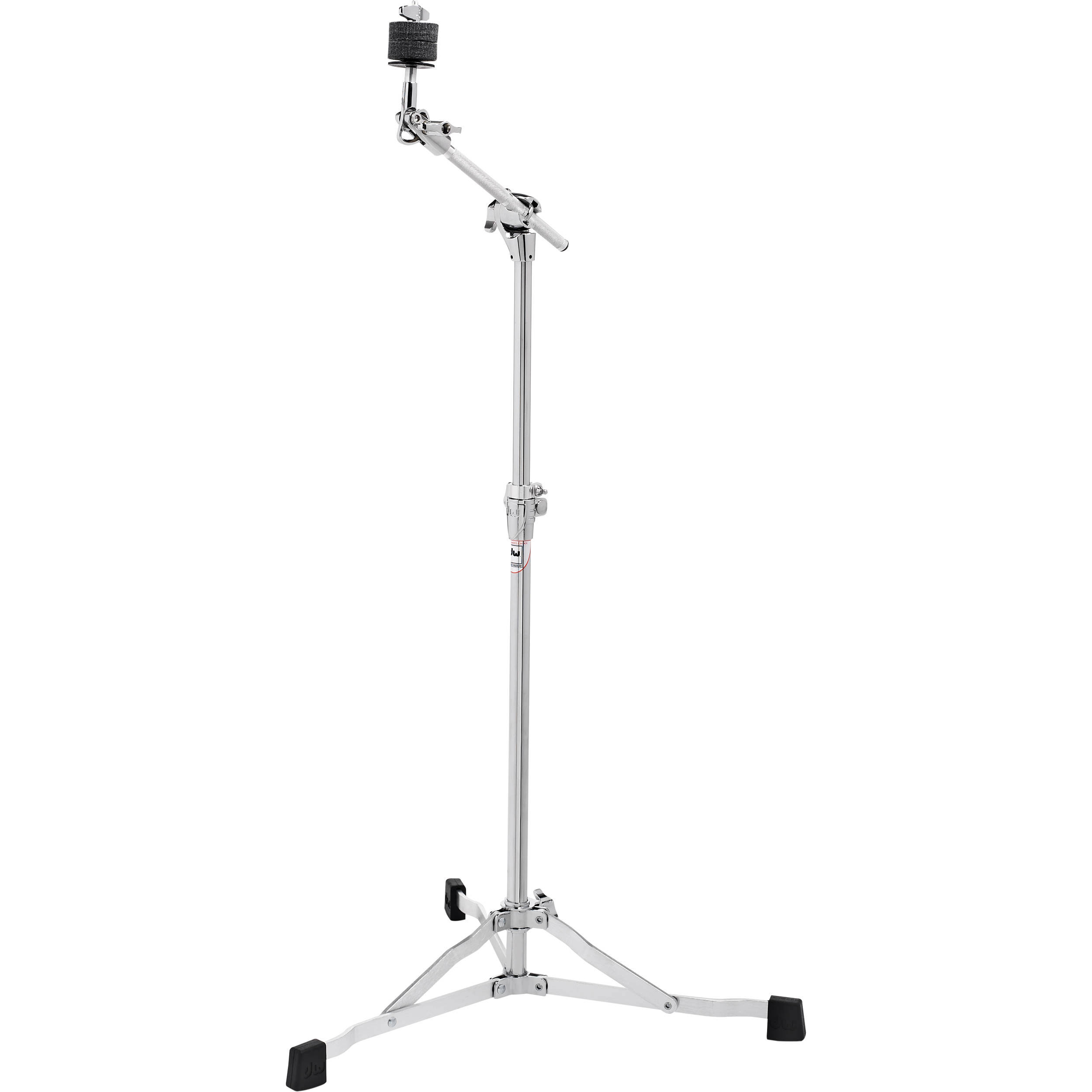 DW 6000 Series Ultralight Retro Flush-Base Boom Cymbal Stand