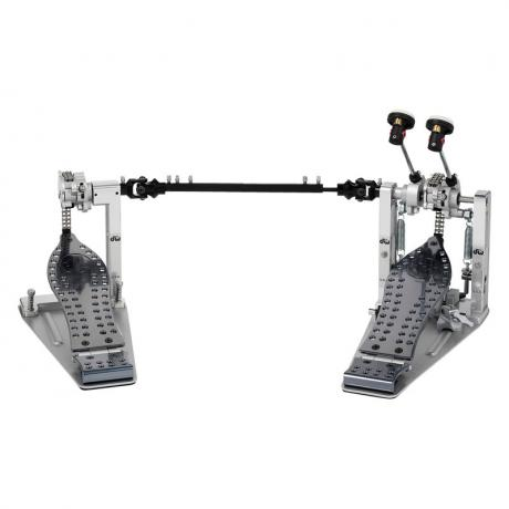 DW MFG MCD Machined Chain Drive Double Bass Pedal