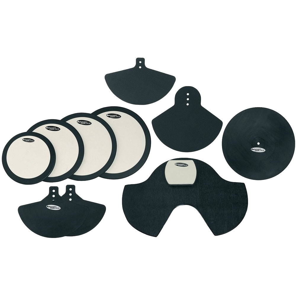 DW Complete Practice Pad Drum Set
