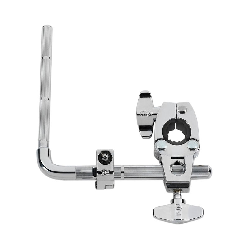 "DW Dog Biscuit 3/4"" Clamp with 1/2"" to 9.5mm L-Arm"