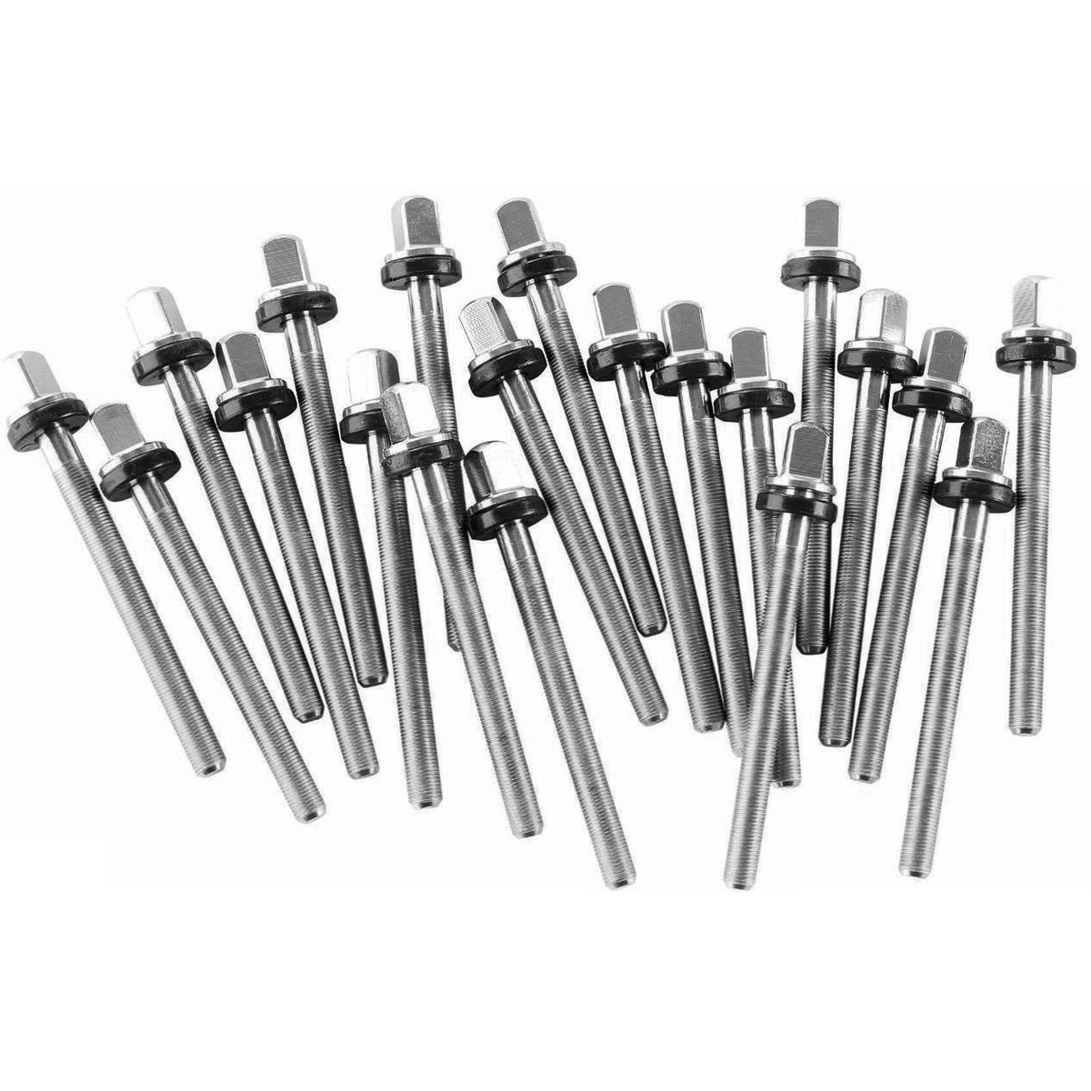 "DW True-Pitch 50 6"" Snare Drum Tension Rods (20-Pack)"