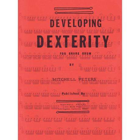 Developing Dexterity for Snare by Mitchell Peters