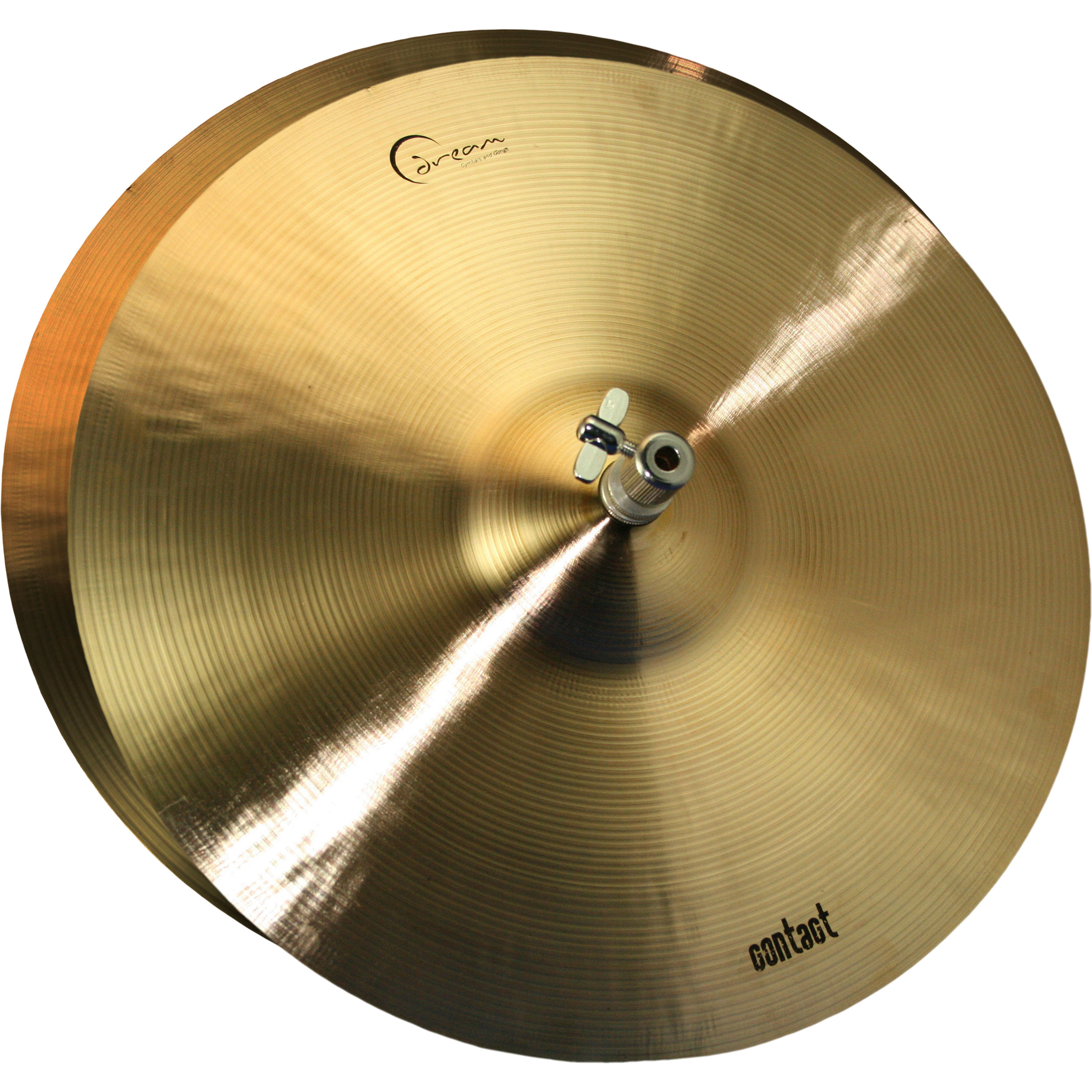 "Dream Contact Series 15"" Hi Hat Cymbals"