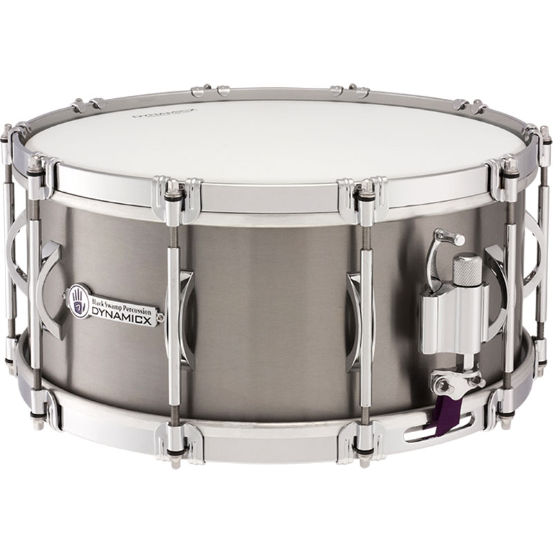 "Dynamicx 5.5"" x 14"" Sterling Series Titanium Elite Snare Drum"