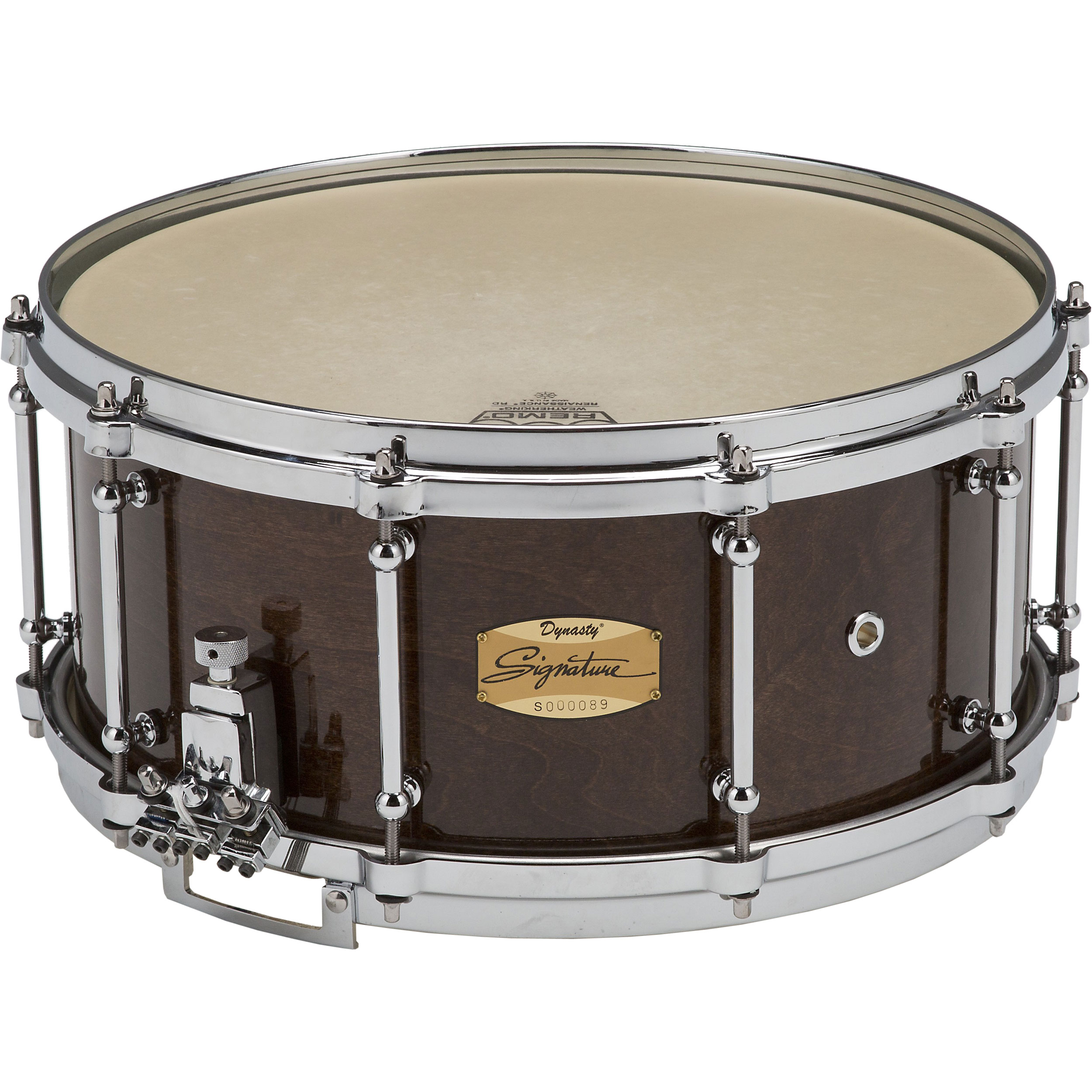"Dynasty 14"" x 6.5"" Signature Professional Series Concert Snare Drum"