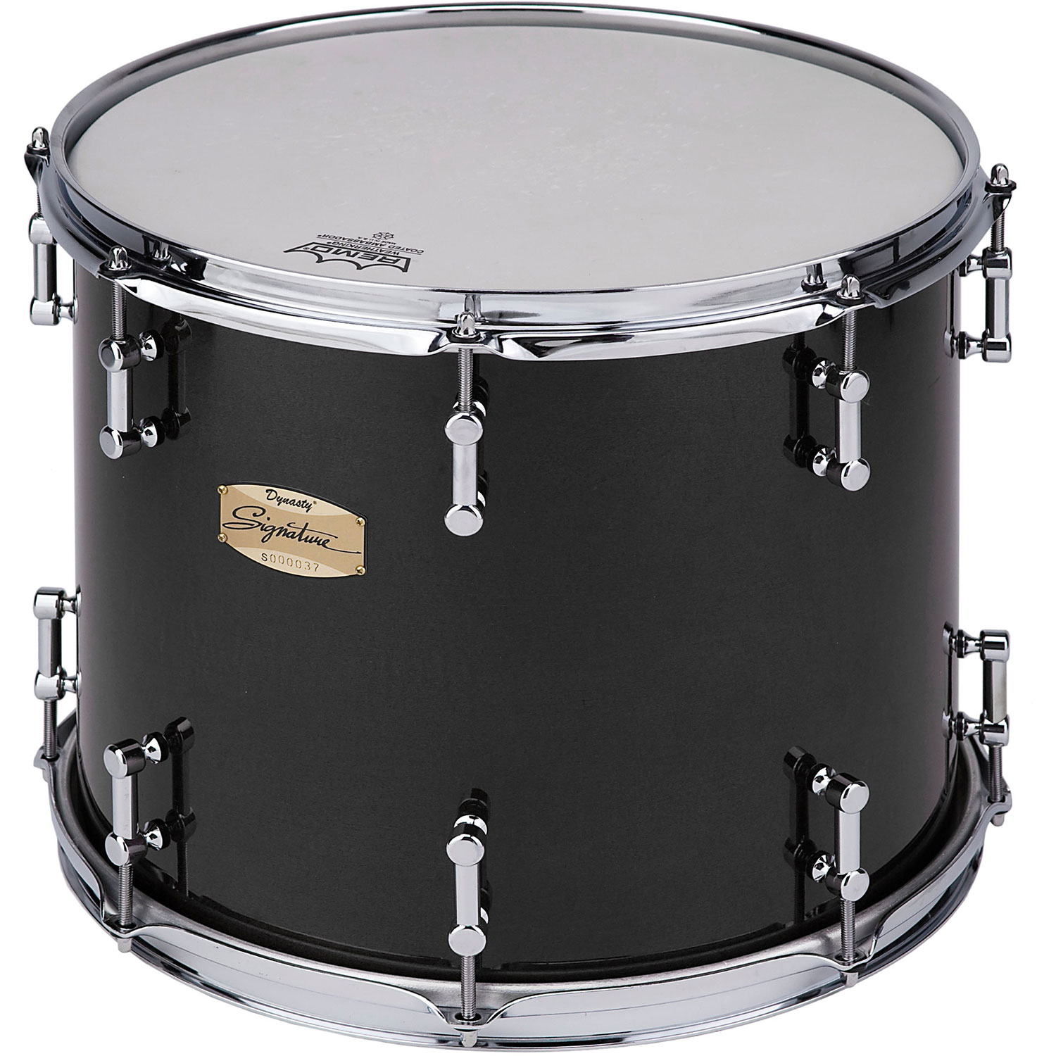 "Dynasty 13"" (Diameter) x 11"" (Deep) Performance Series Double Headed Concert Tom"