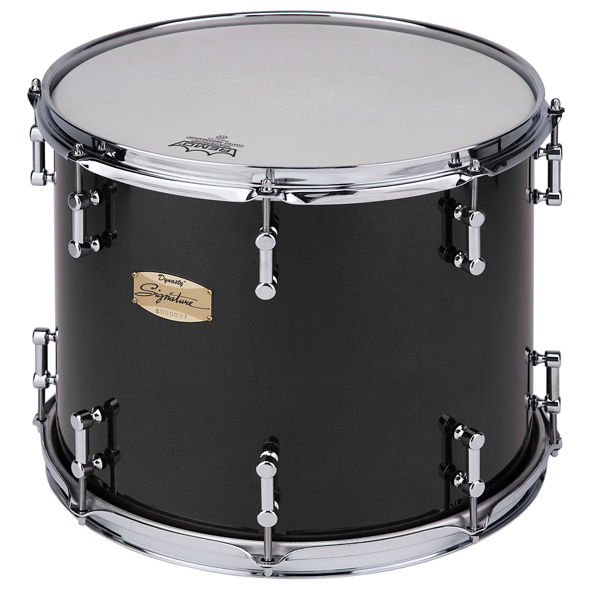 "Dynasty 16"" (Diameter) x 14"" (Deep) Signature Professional Double Headed Concert Tom"