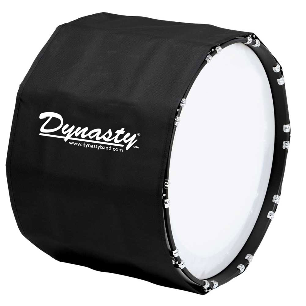 """Dynasty 16"""" Marching Bass Drum Cover"""