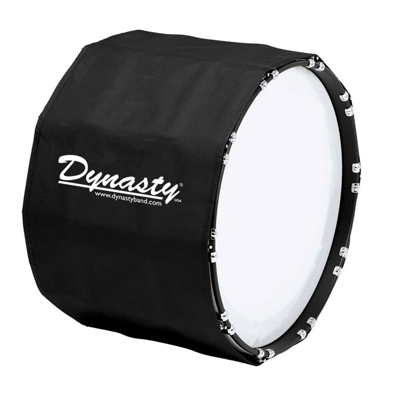 "Dynasty 22"" Marching Bass Drum Cover"