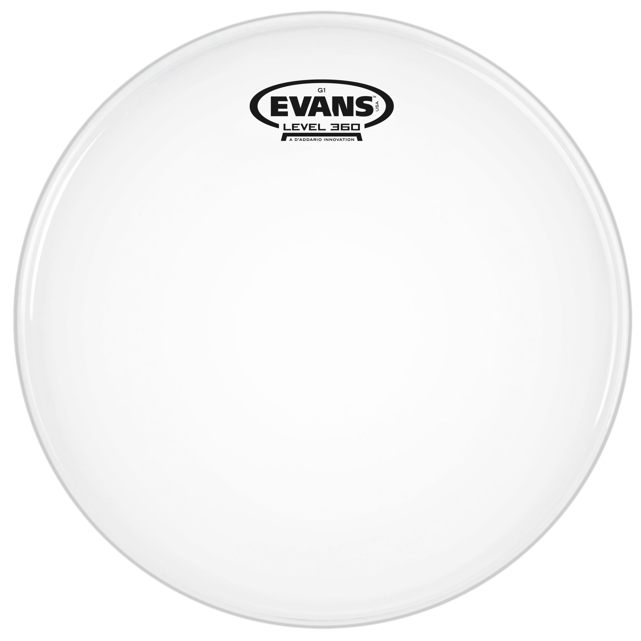 "Evans 10"" G1 Coated Head"