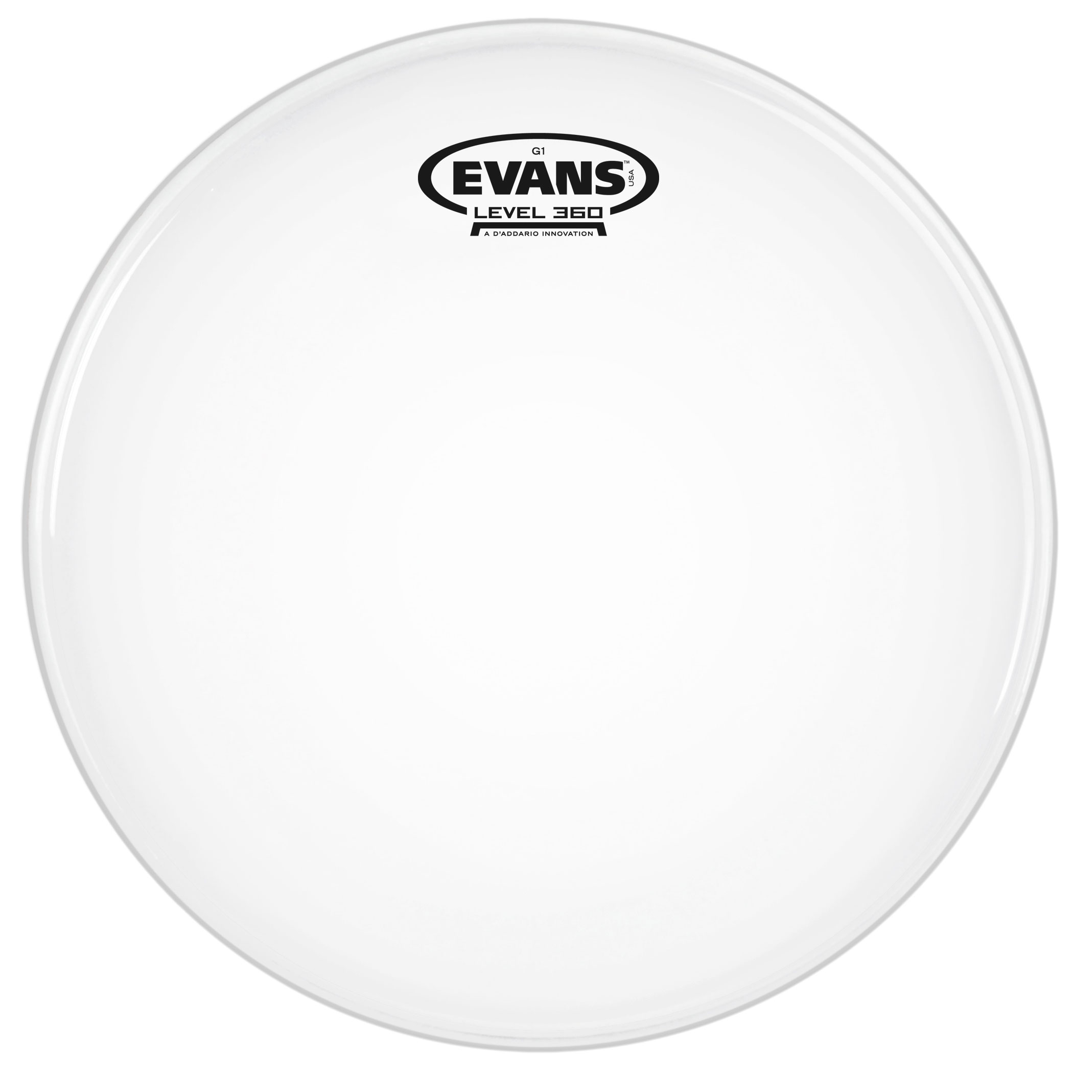 "Evans 13"" G1 Coated Head"