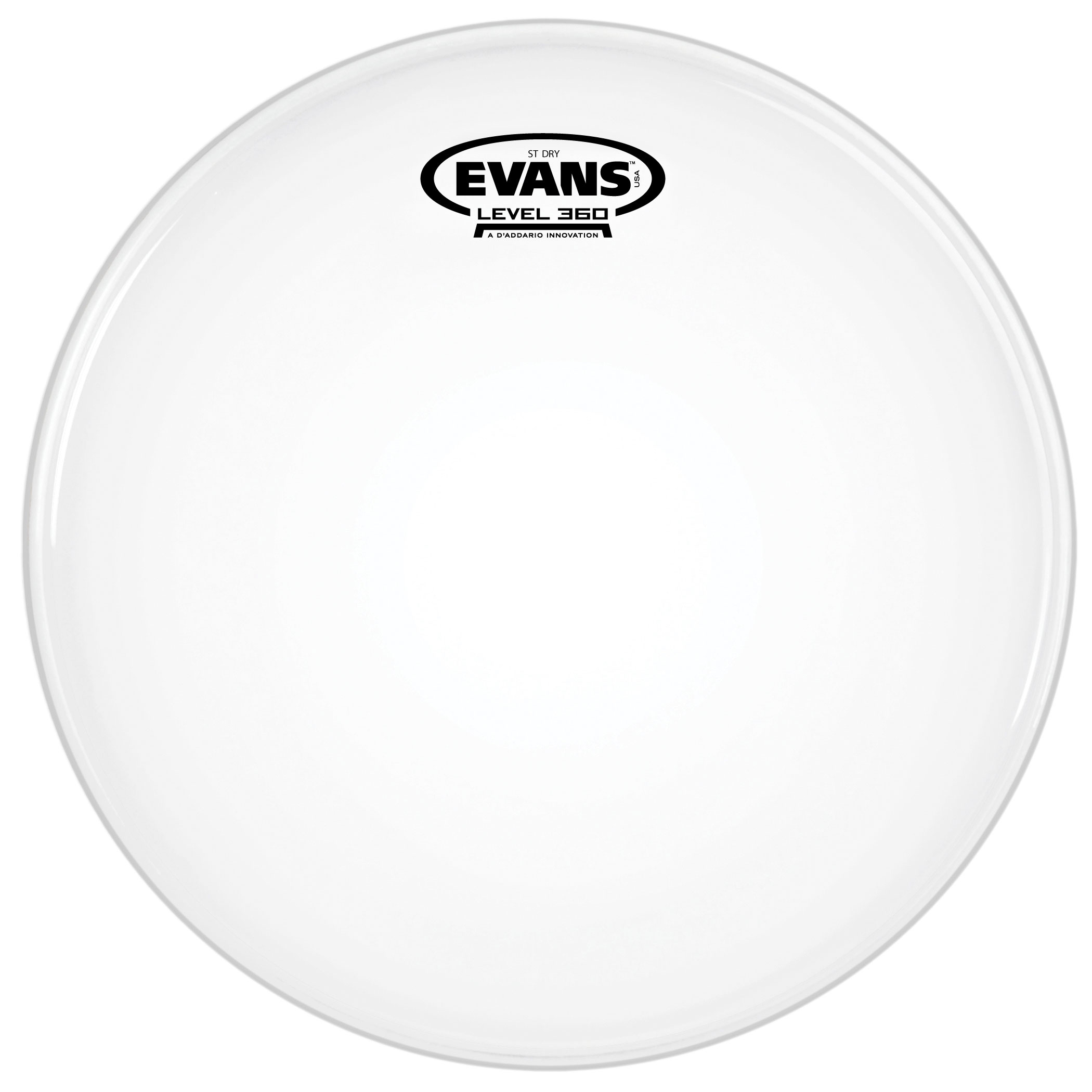 "Evans 13"" ST Dry Snare Top Head"