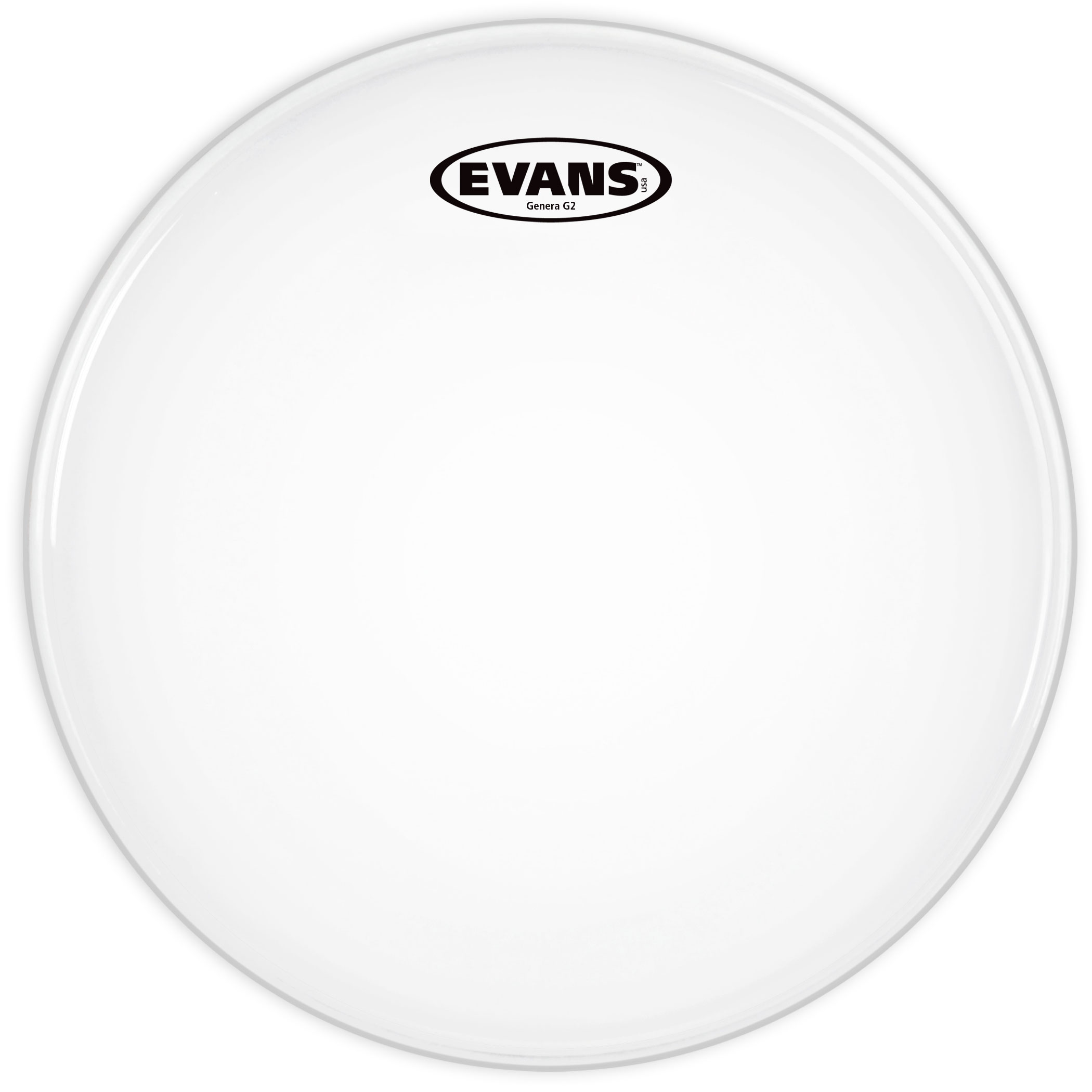 "Evans 14"" G2 Coated Head"