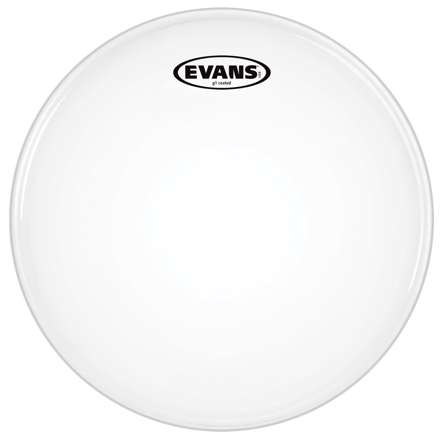 "Evans 16"" G1 Coated Bass Head"