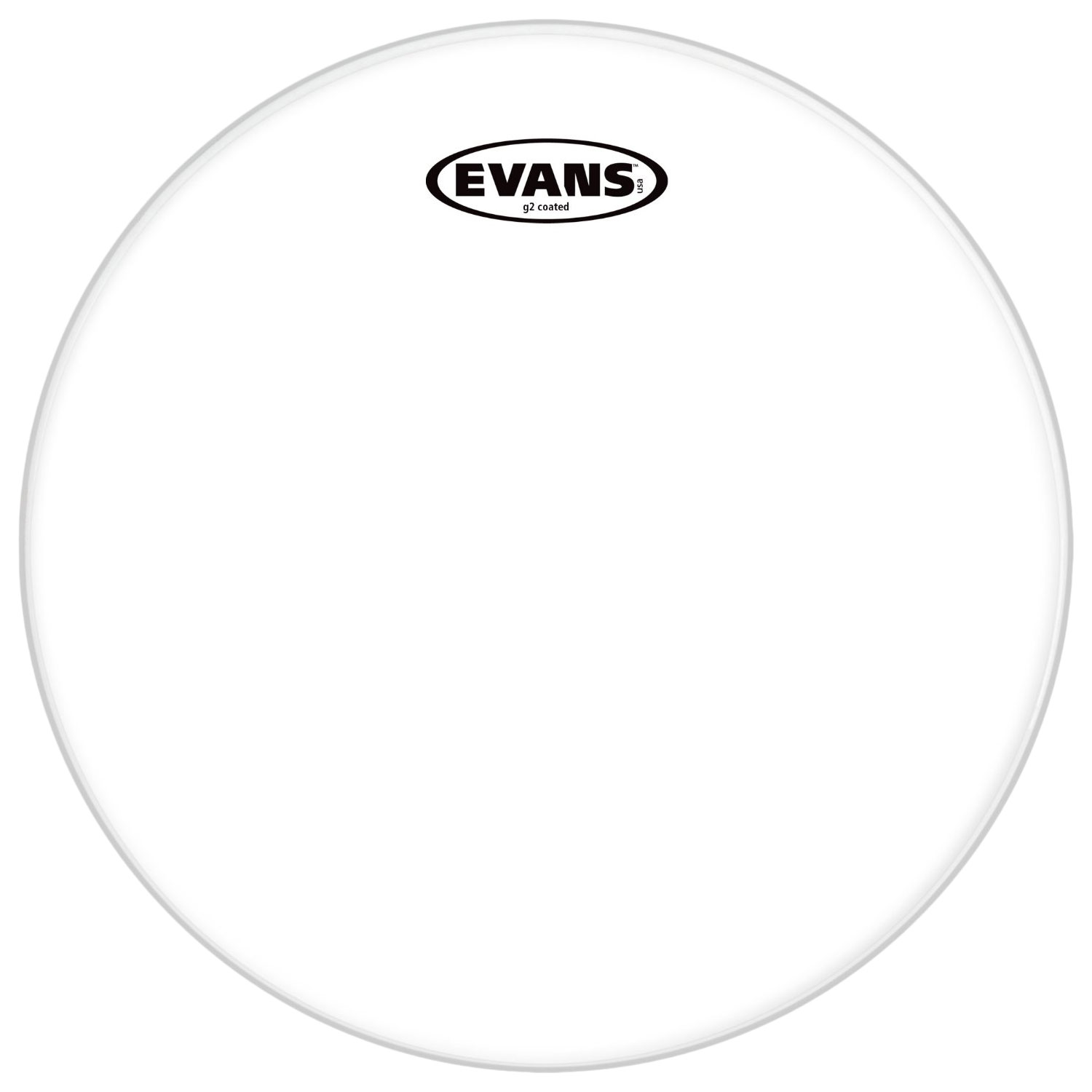 "Evans 20"" G2 Coated Bass Head"
