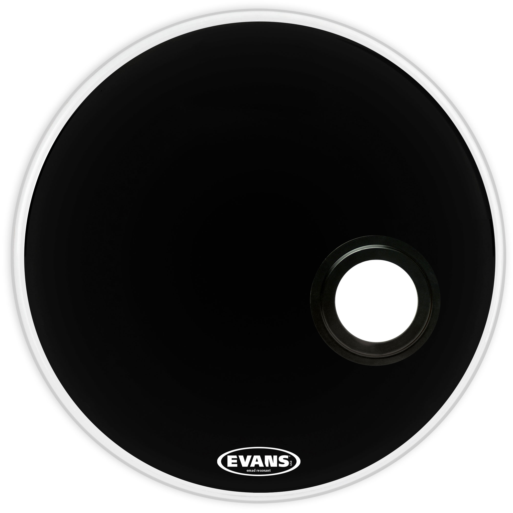 "Evans 24"" EMAD Reso Bass Head"