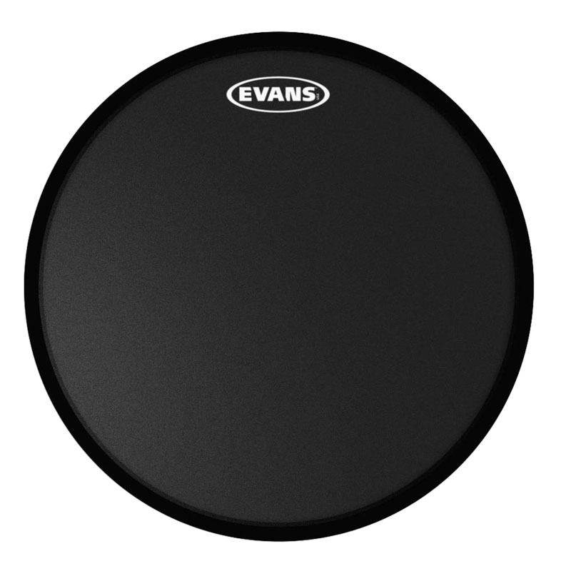 """Evans 13"""" Control Screen Marching Snare Muffling System"""
