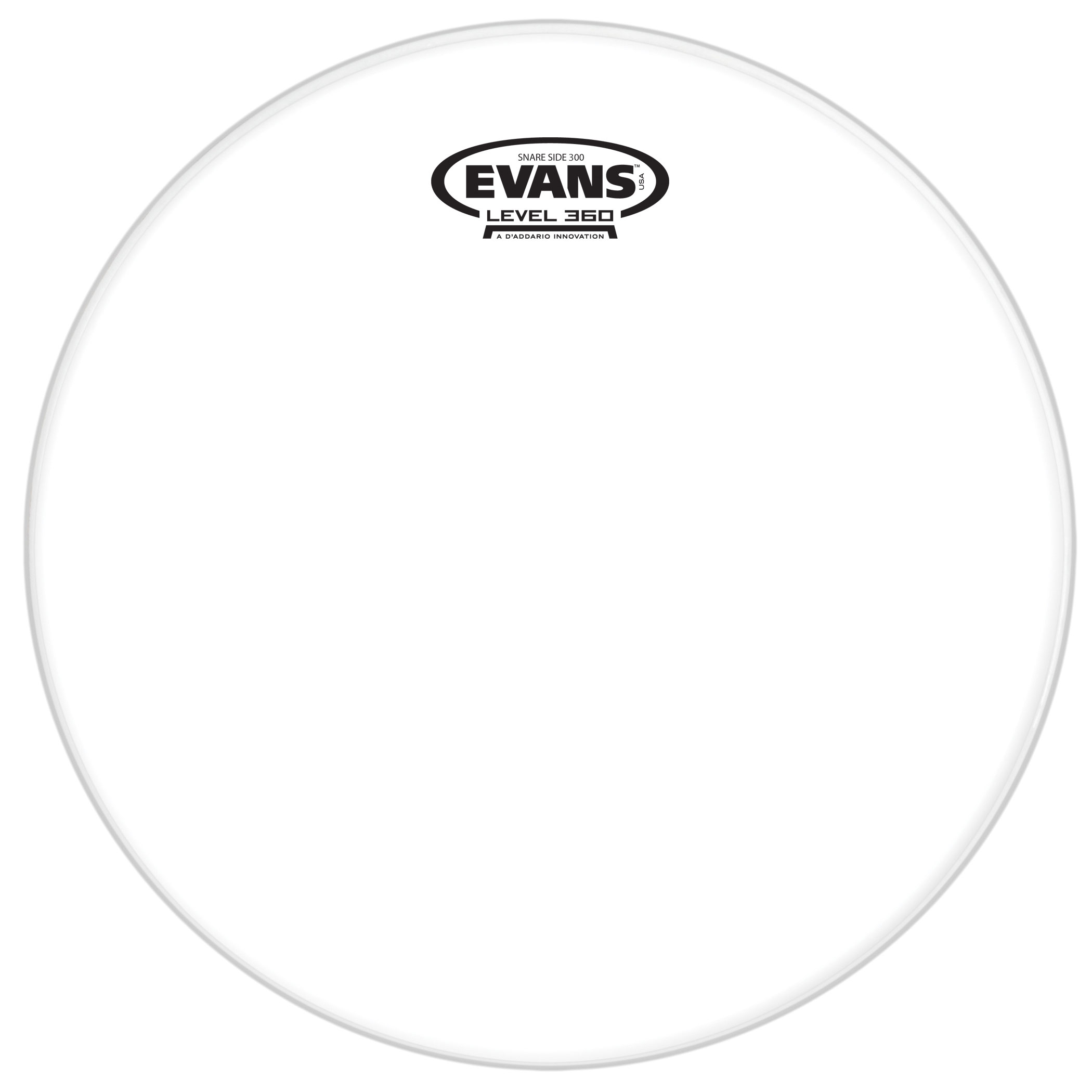"Evans 8"" 300 Snare Bottom Head"
