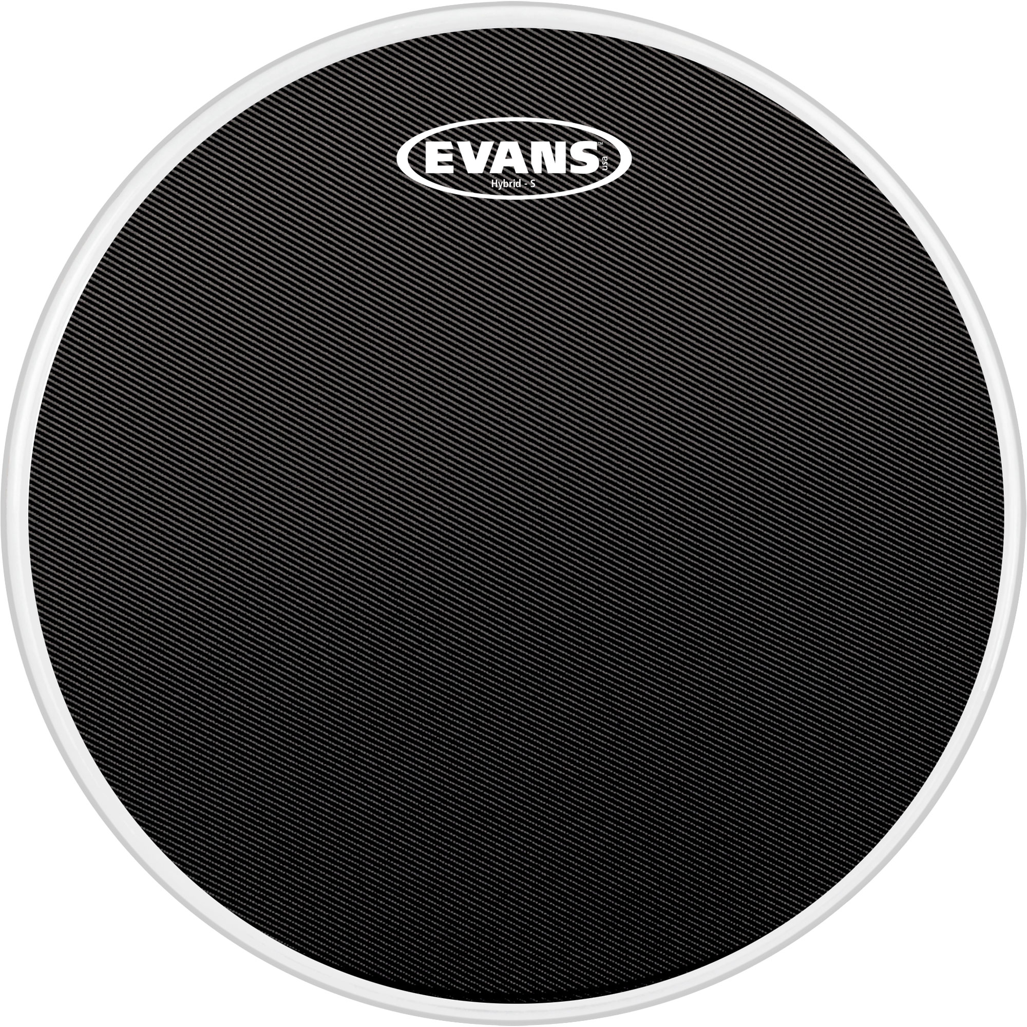 "Evans 13"" Hybrid-S Marching Snare Top Head"