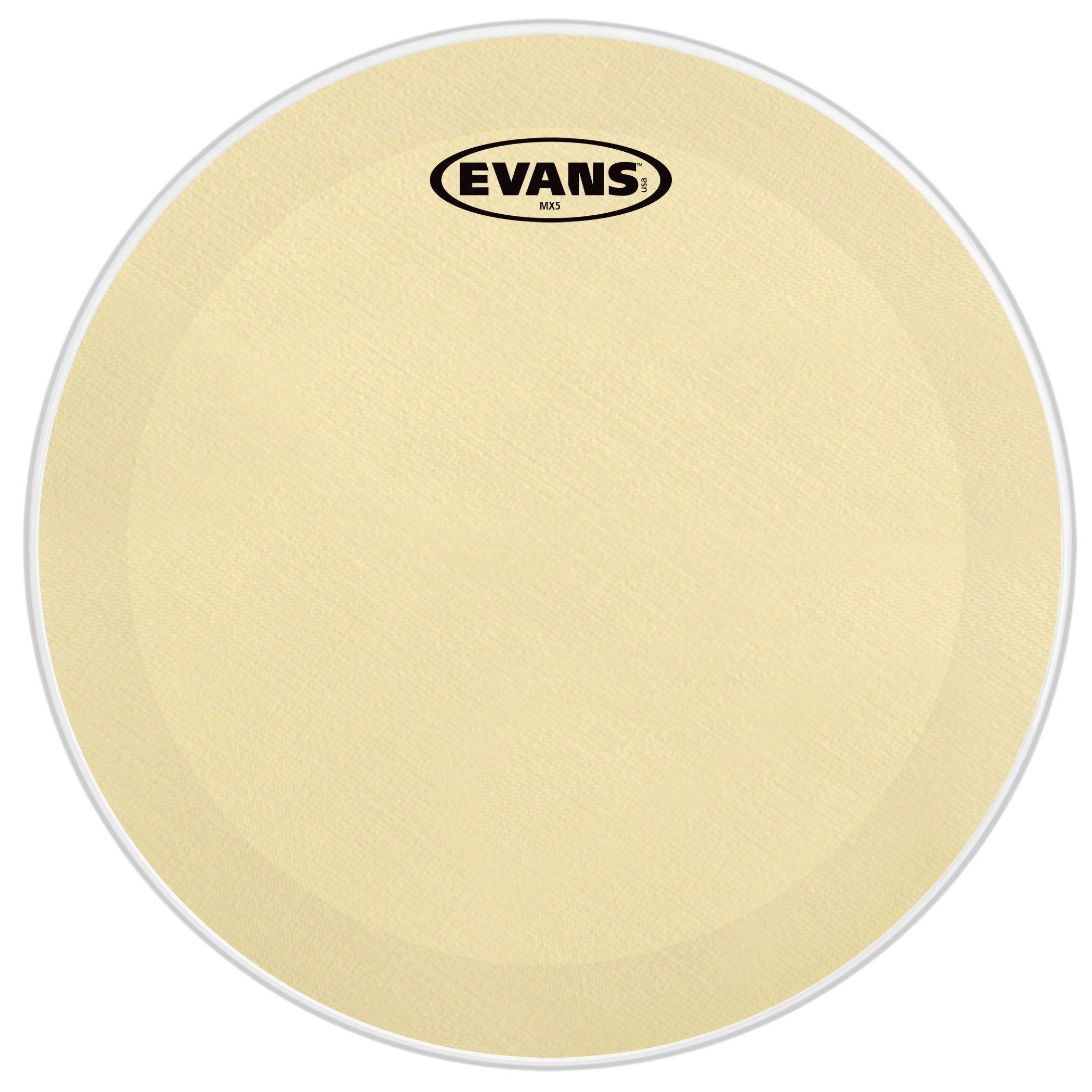 "Evans 14"" MX5 Marching Snare Bottom Head"