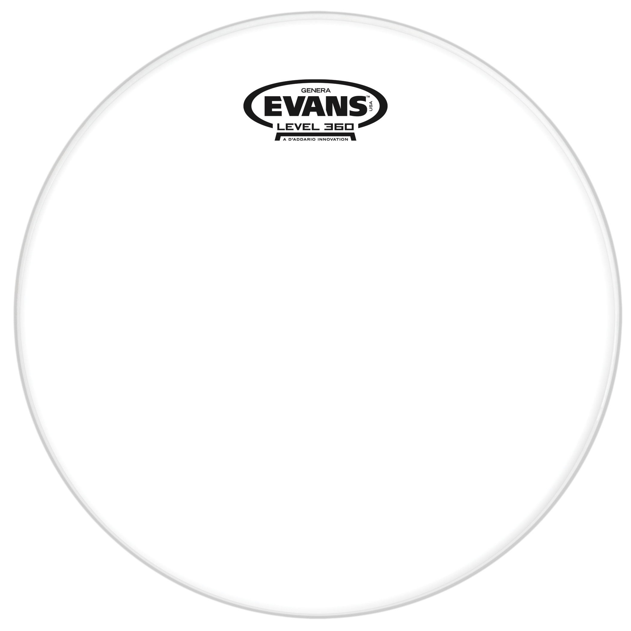 "Evans 12"" Genera Resonant Head"