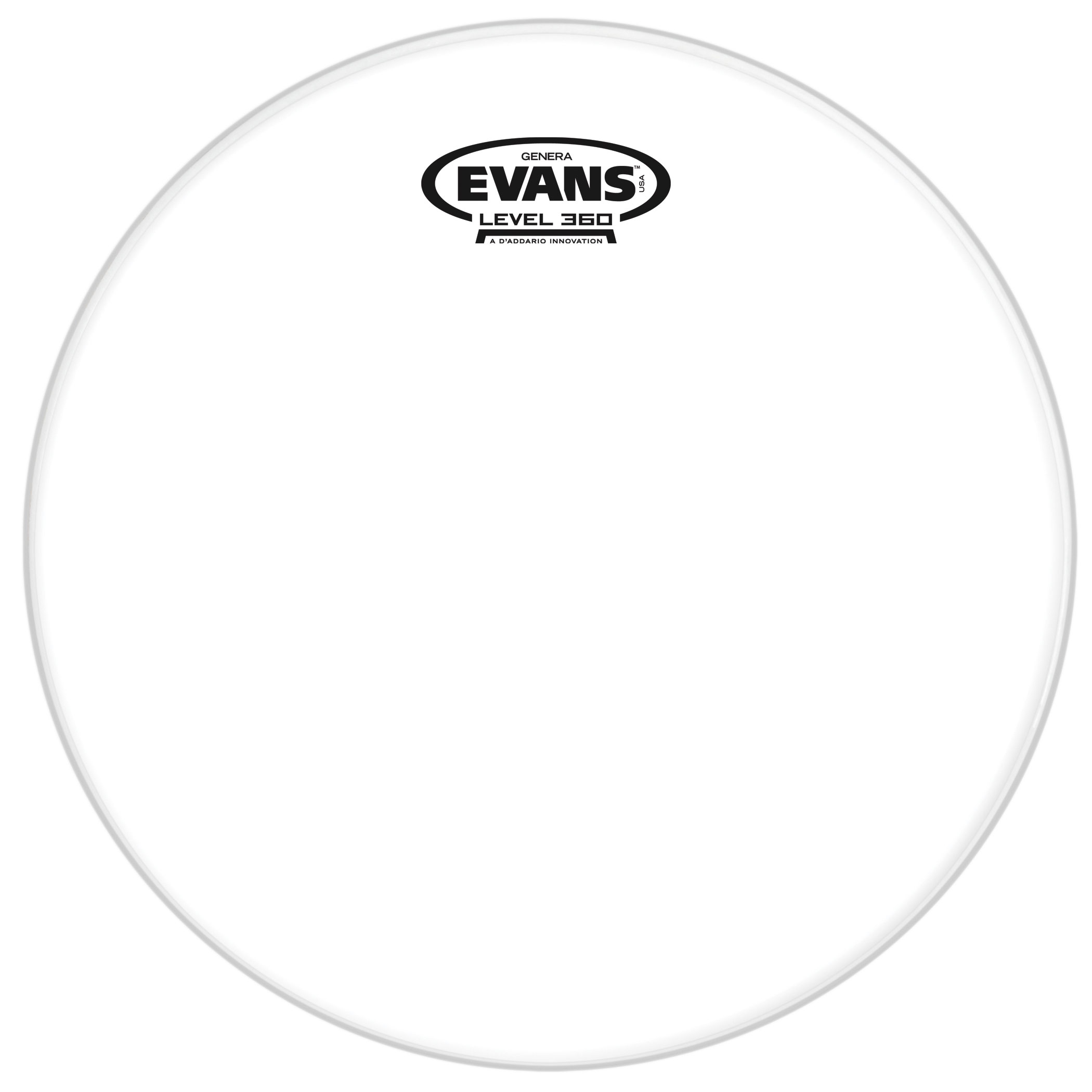 "Evans 13"" Genera Resonant Head"