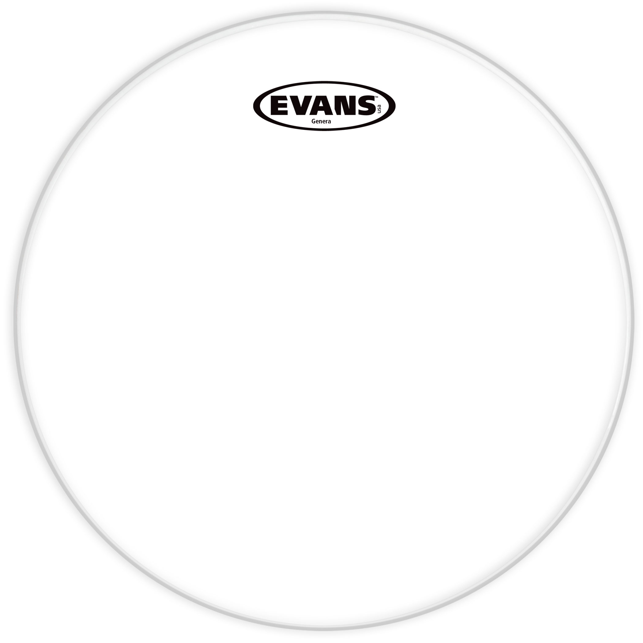 "Evans 16"" Genera Resonant Head"