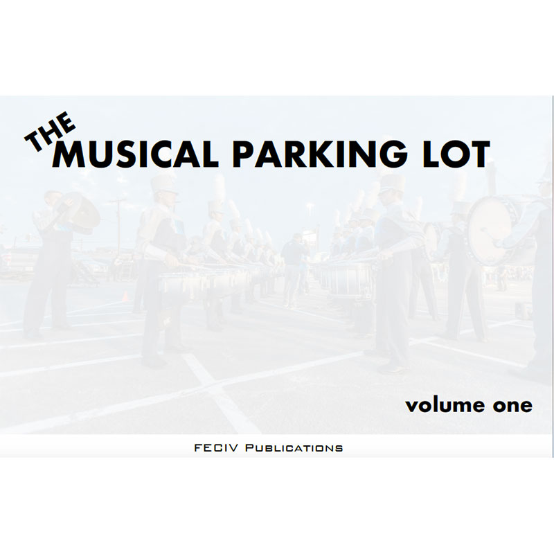 The Musical Parking Lot, Volume 1